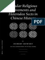 Hubert Michael Seiwert, Ma Xisha - Popular Religios Movements and Sects.pdf