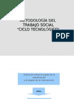 Metodologia Trabajo Social