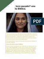 Los Pecados de Maria