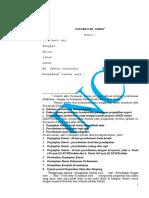01 Contoh Akta Perjanjian Kawin