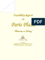 Feasibility Report - Paris Plaza