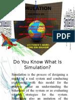 Assignment 3 - Simulation (Stella)