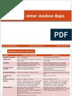 Zona 3 - Inter Andino Bajo - Evelyn Pinto