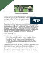 Concerning The Vindex Mythos
