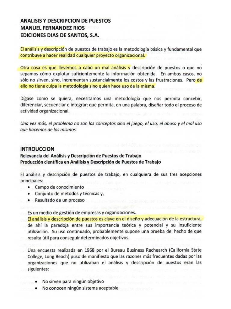 Analisis y Descripcion de Puestos.pdf