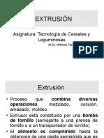 Extrusion Teoria