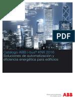 Catalogo Tecnico KNX 2016 (1)