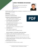 Antônio Flávio Teixeira de Sousa
