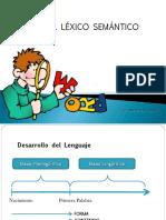 05 Desarrollo Lexico Semantico