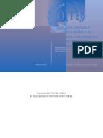 Los convenios fundamentales de la organización internacional de trabajo