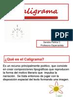 Caligrama El