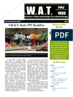S.W.A.T. Dec 2015 Newsletter