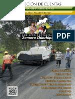 RENDICION DE CUENTAS ZAMORA CHINCHIPE 2013
