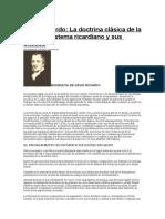 Biografia de David Ricardo