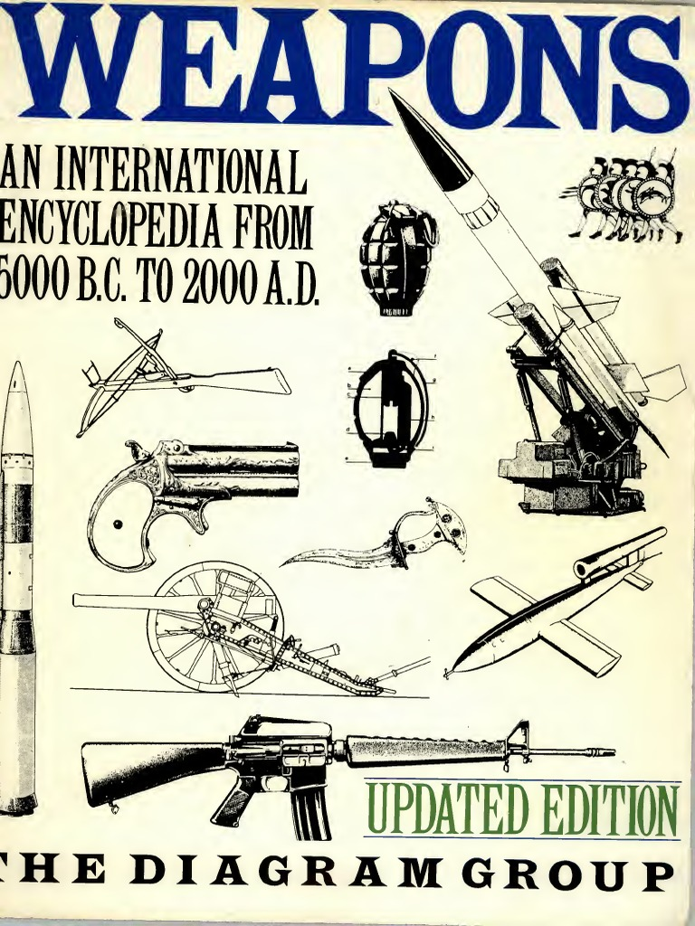 Weapons an International Encyclopedia From 5000 BC to 2000 AD the