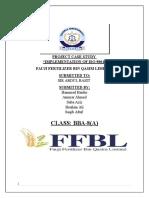 Case Study Ffbl