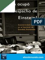 _Quien Ocupo El Despacho de Ein - Ed Regis