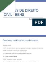 Noções de Direito Civil - Bens - 10