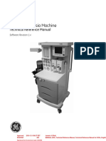 Service Manual Anestesia Machine GE9100c