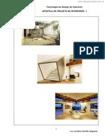 Apostila de Design de Interiores