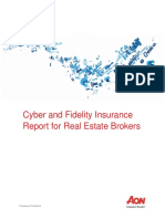 2017 AON Cyber Insurance Overview 05-16-2017