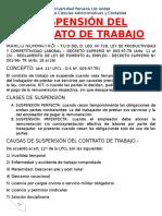 SUSPENSIÓN y EXTINCION  DEL CONTRATO DE TRABAJO.docx