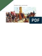 Cuadro Fundacion de Buenos Aires