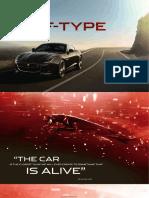 2015 Jaguar f Type 160 en Gee