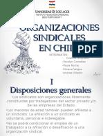 ORGANIZACIONES SINDICALES