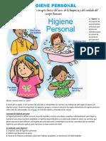 Manual Higiene Personal