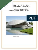 La Aplicacion de Derivadas en La Arquitectura