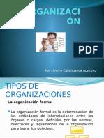 4 Organización