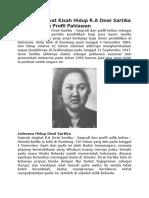 Biografi Pahlawan Nasional RI