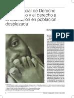 Estado Social de Derecho y Derecho a La Eduación Poblacion Despalzada - 2006 El Hombre y La Maquina