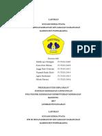 Laporan KKN Kelompok 2 Rw 2