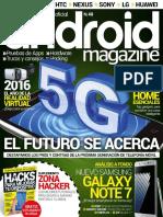 Android Magazine N° 48  Octubre 2016.pdf