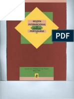 Dias Hildizina (1993) Mudanças Sociais