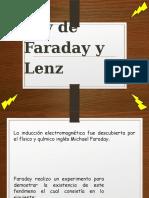 Ley de Faraday y Lenz