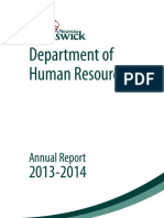 Brunswih HR Report