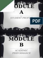 MODULE A