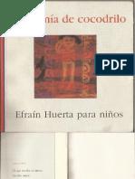 Alma mía de cocodrilo. Efraín Huerta para niños..pdf