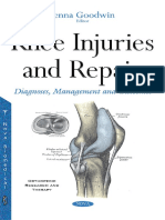 knee injuries and repair
