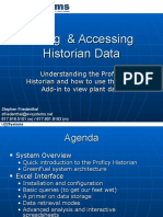 Intro to the Historian Excel Add-In