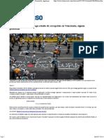 Nicolás Maduro prorroga estado de excepción en Venezuela Y SIGUEN LAS PROTESTAS.pdf