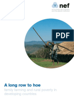 A Long Row to Hoe