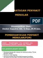 Ppt Pemberantasan Penyakit Menular p2m