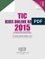 Tic Kids 2015 Livro Eletronico