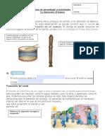 Guía de Aprendizaje y Actividades Cs. Naturales
