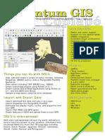 Qgis-1.6.0 2-Sided Brochure En