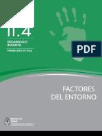 Factores del entorno . Facilitadores y obstaculizadores del Desarrollo Infantil..pdf